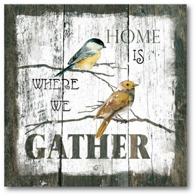 Gather Home Canvas Art