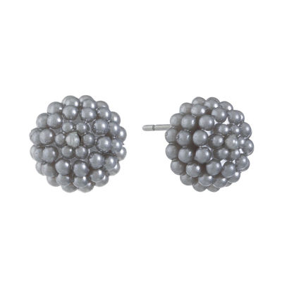 Monet Jewelry 12mm Stud Earrings