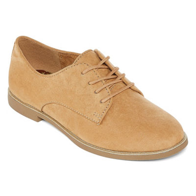 Arizona Womens Salem Oxford Shoes Lace-up Closed Toe