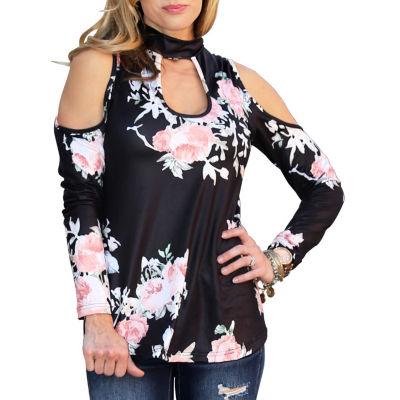 Mayah Kay Fashion Choker Tunic
