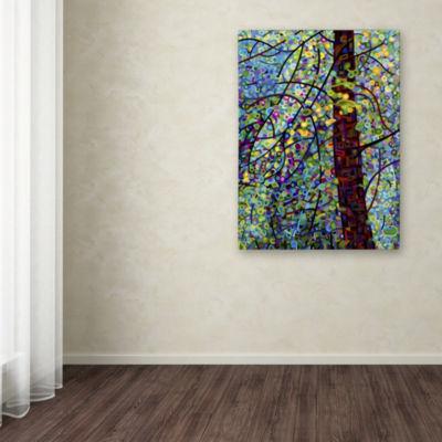 Trademark Fine Art Mandy Budan Pine Sprites GicleeCanvas Art