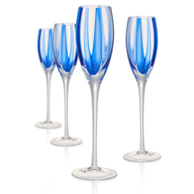 Artland Not Applicable 4-pc. Champagne Flutes