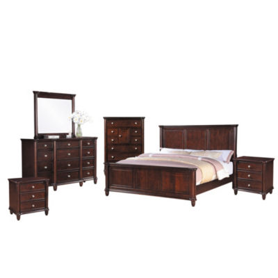 Picket House Furnishings Gavin Panel 6-pc. Bedroom Set