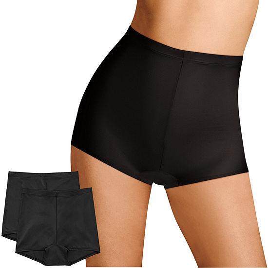 Maidenform Smoothing No Pinch Light Control Slip Shorts - 0059j