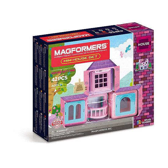 Magformers Mini House 42 PC Set