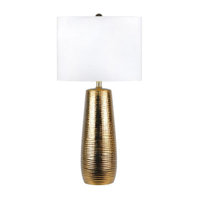 """Watch Hill 26"""" Kylie Ceramic Linen Shade Table Lamp"""
