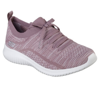 Skechers Ultra Flex Womens Training Shoes Slip-on