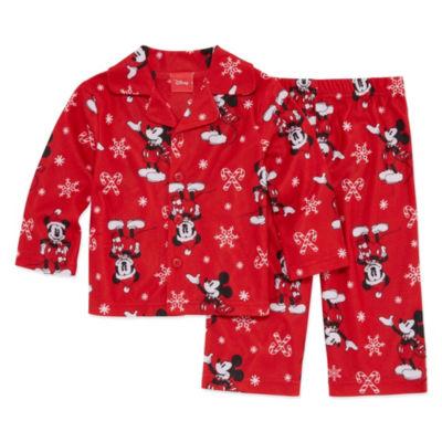 Mickey Mouse 2 Piece Pajama -Baby Unisex