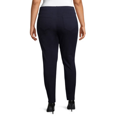 St. John's Bay Ponte Legging - Plus
