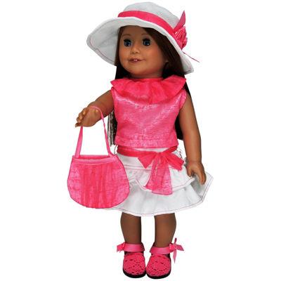 6-pc. Doll Accessory