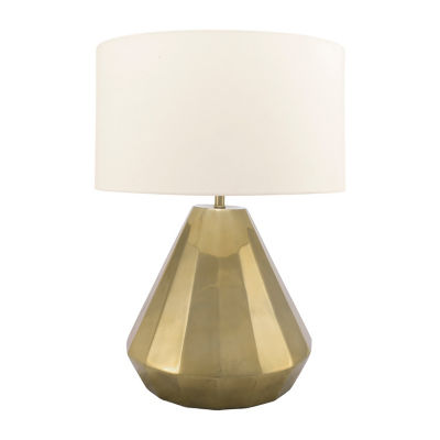 "Watch Hill 20"" Kimberly Cotton Shade Table Lamp"