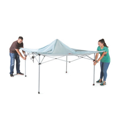Coleman Light and Fast 10 x 10 Instant Sun Shelter