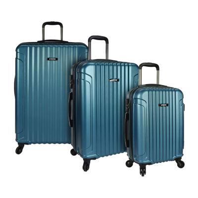 Akron 3-pc. Hardside Luggage Set