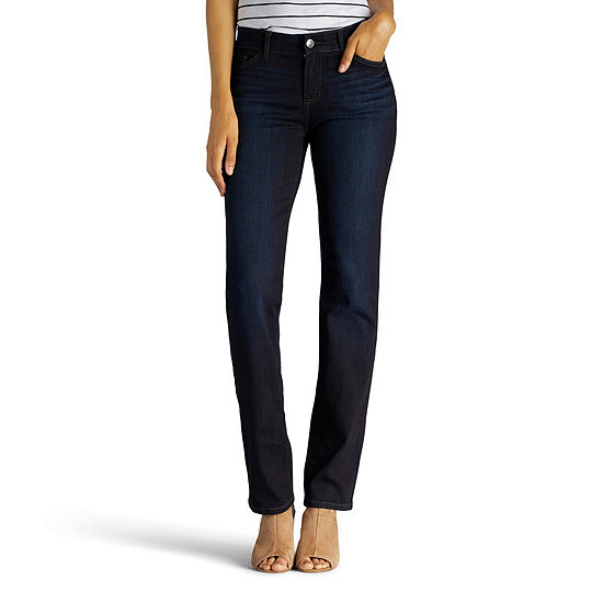 d840def6e3d Lee® Flex Motion Straight Leg Jean - JCPenney