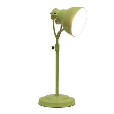 Decor Therapy Desk Task Table Lamp with AdjustableShade