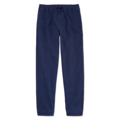 U.S. Polo Assn. Boys Cuffed Jogger Pant - Big Kid