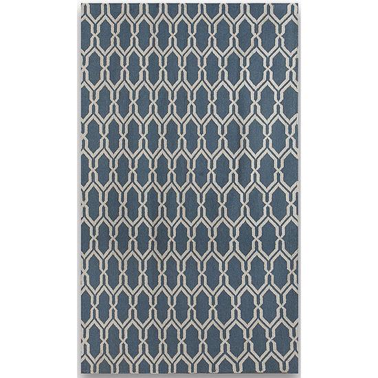 Amer Rugs Zara AH Flat-Weave Wool Rug