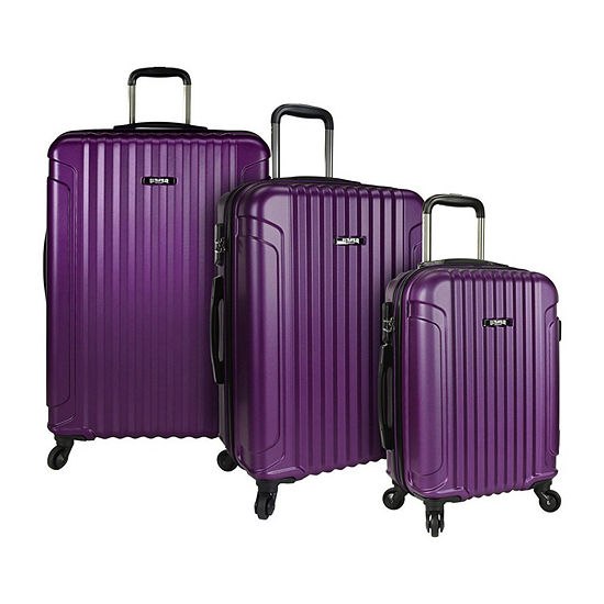 Travelers Choice Akron 21 Inch Hardside Luggage Collection