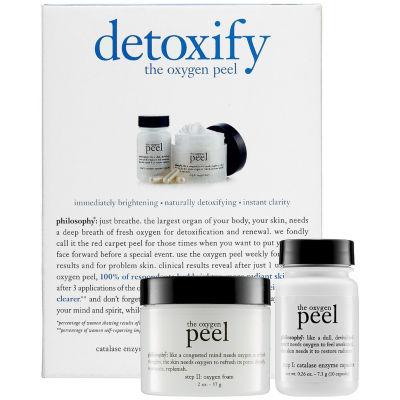 philosophy Detoxify - The Oxygen Peel