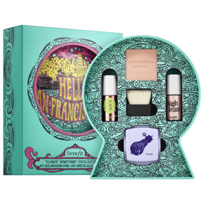 Benefit Cosmetics Hello, San FrancisGLOW! 'Glowin Downtown' Highlighter Kit