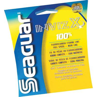 Seaguar Invizx 100% Fluoro 200Yd 12Lb 12Vz200