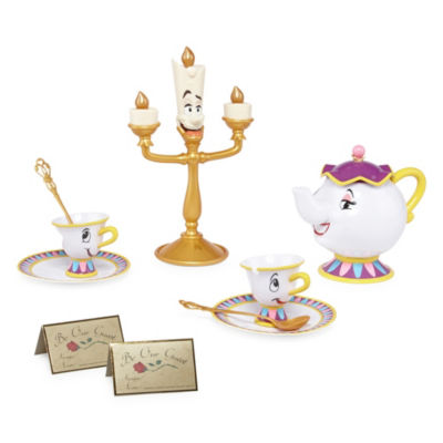Disney 10-pc. Beauty and the Beast Play Kitchen