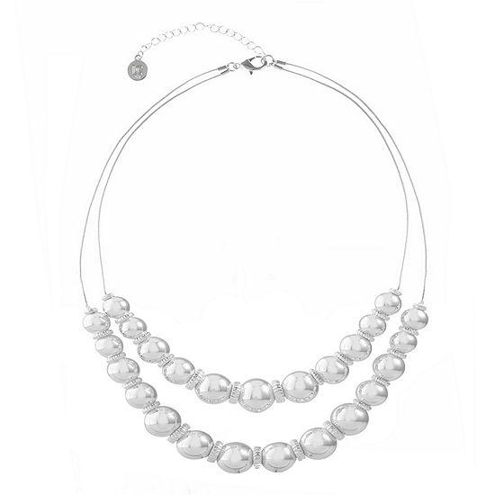 Liz Claiborne 19 Inch Snake Collar Necklace