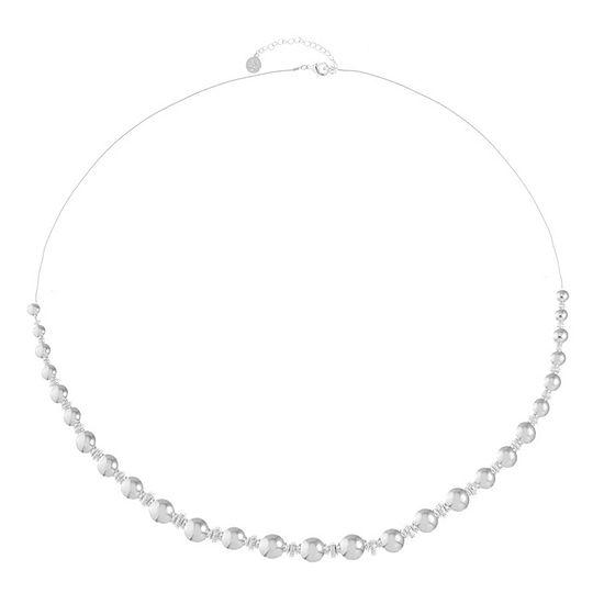 Liz Claiborne 36 Inch Snake Strand Necklace