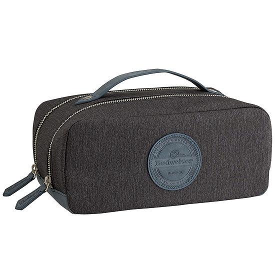Budweiser® Double Zip Toiletry Bag