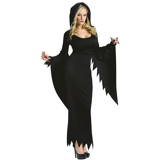 Hooded Gown Adult Costume Costume