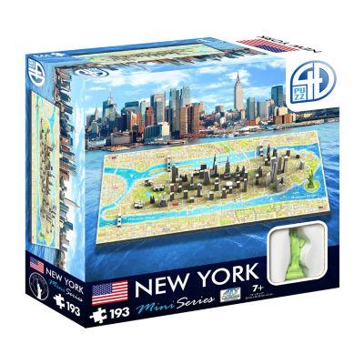 4D Cityscape 4D Mini New York