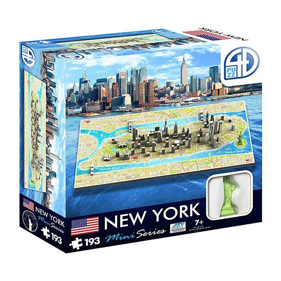 4d Cityscape Mini New York