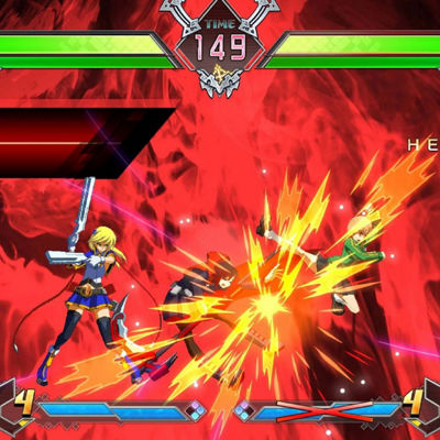 Nintendo Switch Blazblue: Cross Tag Battle Video Game