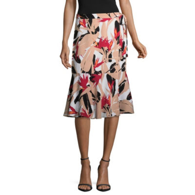 Liz Claiborne Woven Wrap Skirt