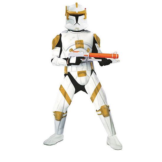 Star Wars: Clone Wars - Commander Cody Deluxe Adult Xl Costume