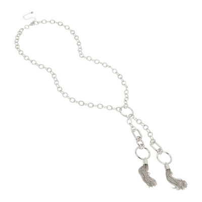 Worthington Womens Y Necklace
