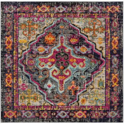 Safavieh Monaco Collection Marilou Oriental SquareArea Rug