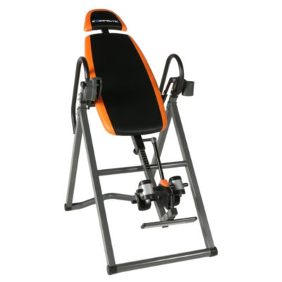 EXERPEUTIC 275SL Inversion Table with the Ultra Safe SURELOCK™ Ratchet Ankle Locking System