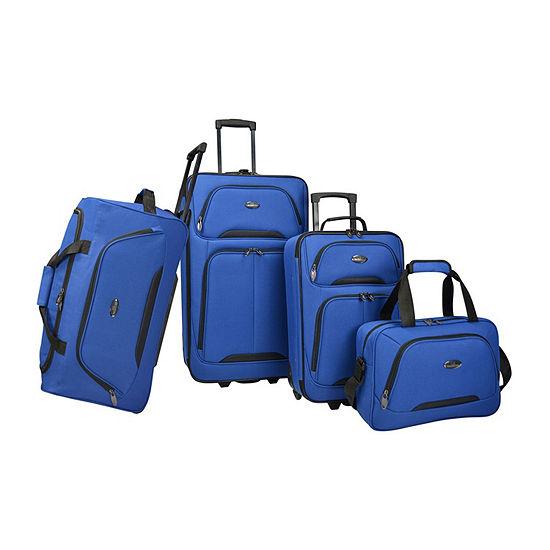 Vineyard 4-pc. Luggage Set