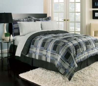 Jameson Complete Bedding Set with Sheets