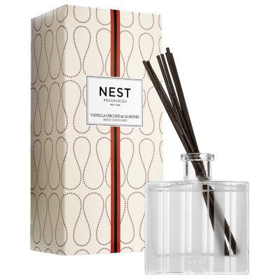NEST Vanilla Orchid Almond Reed Diffuser