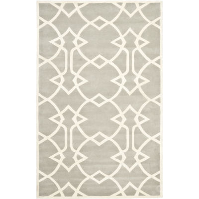Safavieh Capri Collection Cindra Geometric Area Rug