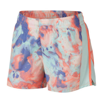 Nike Pull-On Running AOP3 Shorts-Big Kid Girls