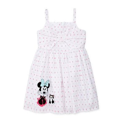 Disney Sleeveless Minnie Mouse Sundress - Girls 2T-8
