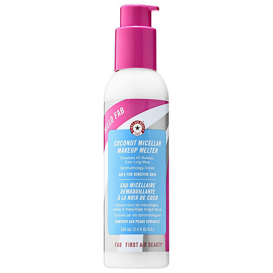 First Aid Beauty Hello Fab Coconut Micellar Makeup Melter
