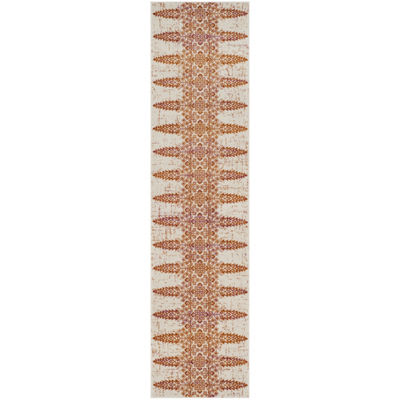Safavieh Tatyanna Geometric Rectangular Runner