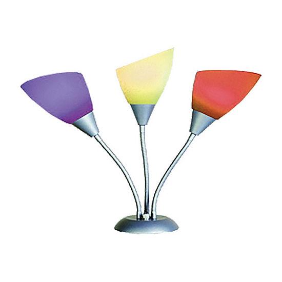 Eagle Multicolored Adjustable Desk Lamp
