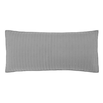 Under The Canopy Essential Dash Rectangular Throw Pillow
