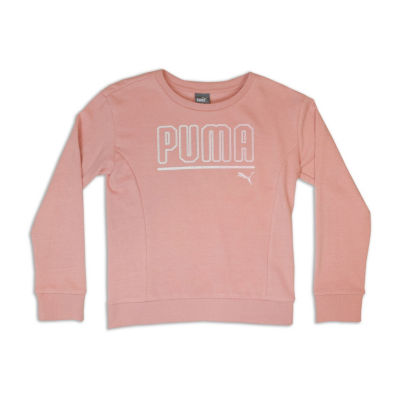 Puma Sweater-Preschool Girls