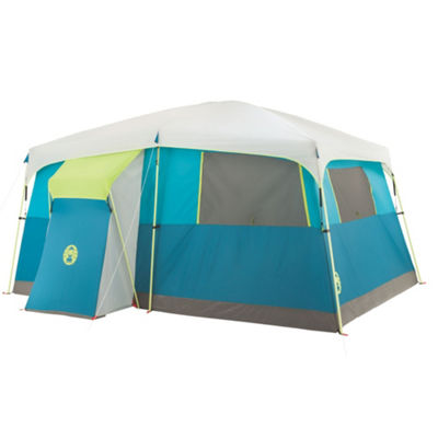 Coleman Tenaya Lake™ Fast Pitch™ 8-Person Cabin with Closet